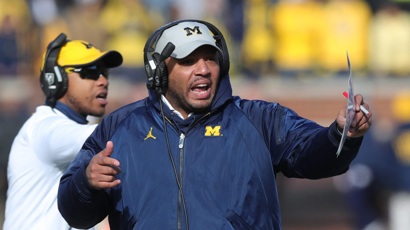 Josh Gattis is on a mission to supercharge Michigan football's offense