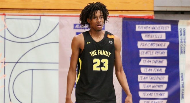 Waterford Mott's Isaiah Jackson is the top-ranked recruit in Michigan for 2020.