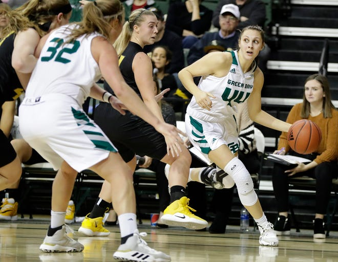 UWGB junior Anna Dier no longer will play basketball after recently tearing an ACL for a fourth time.