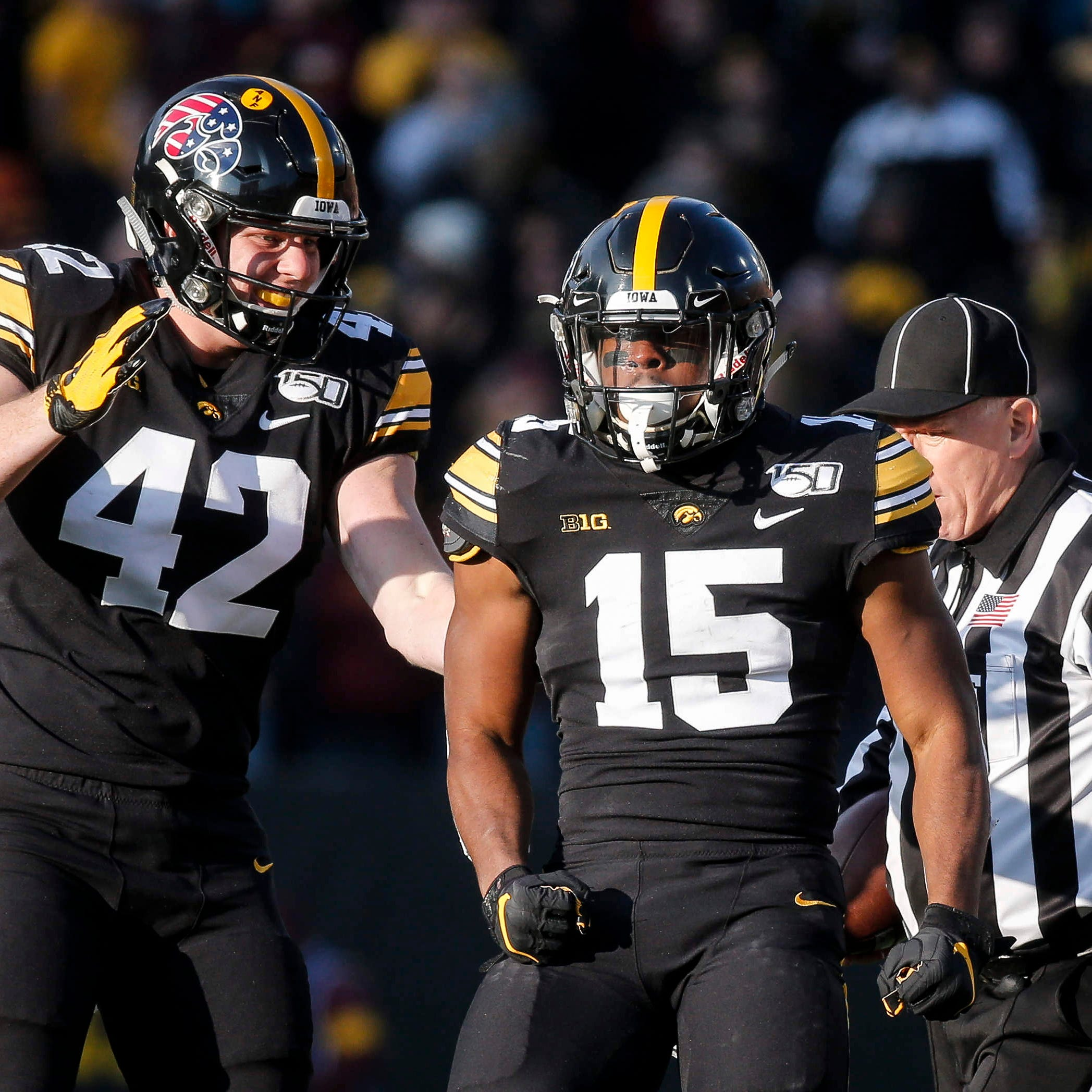 Dvr Monday Difference Making Players Moments In Iowa S Win