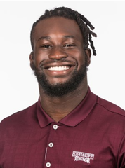 C.J. Morgan plays for Mississippi State.