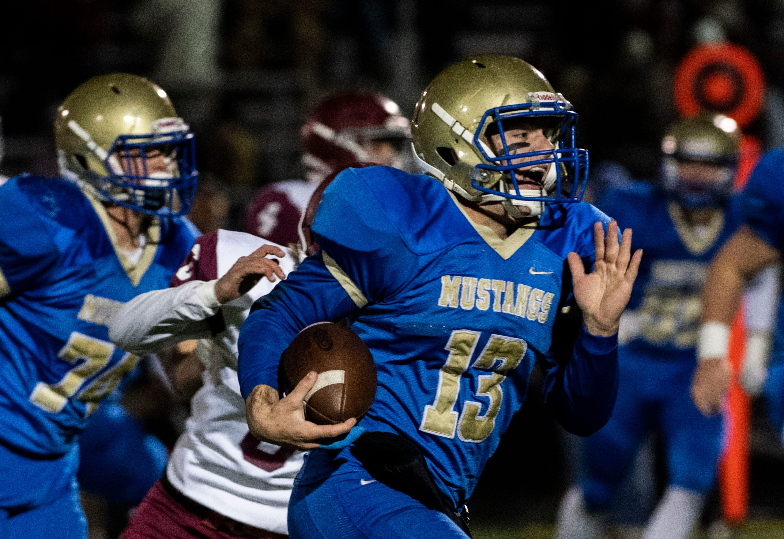 Tssaa High School Football Playoffs Huntingdon Vs Cornersville In Pictures