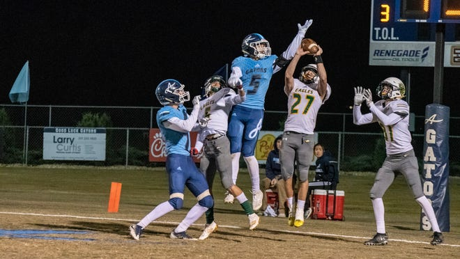 Central Louisiana High School Football Teams Aim For Road Wins