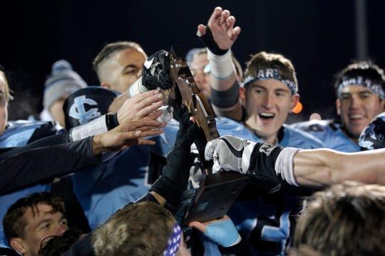 High School Football: Greater Lansing State Semis, Final