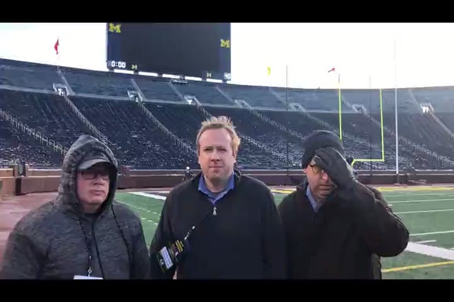 LSJ columnist Graham Couch, Freep beat writer Chris Solari and Freep columnist Shawn Windsor break down the state of MSU football.