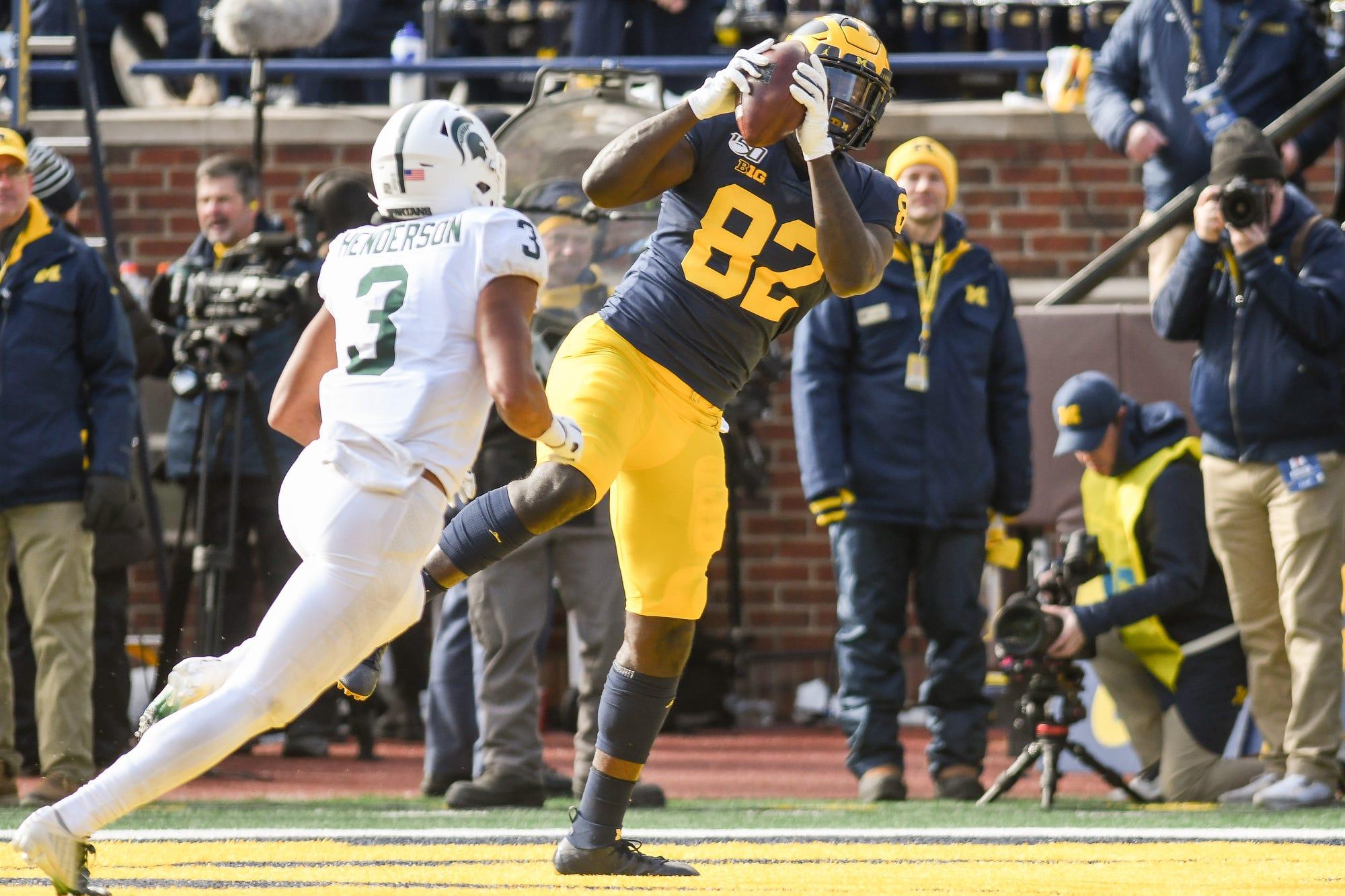 Michigan State vs. Michigan: Photos from Michigan Stadium