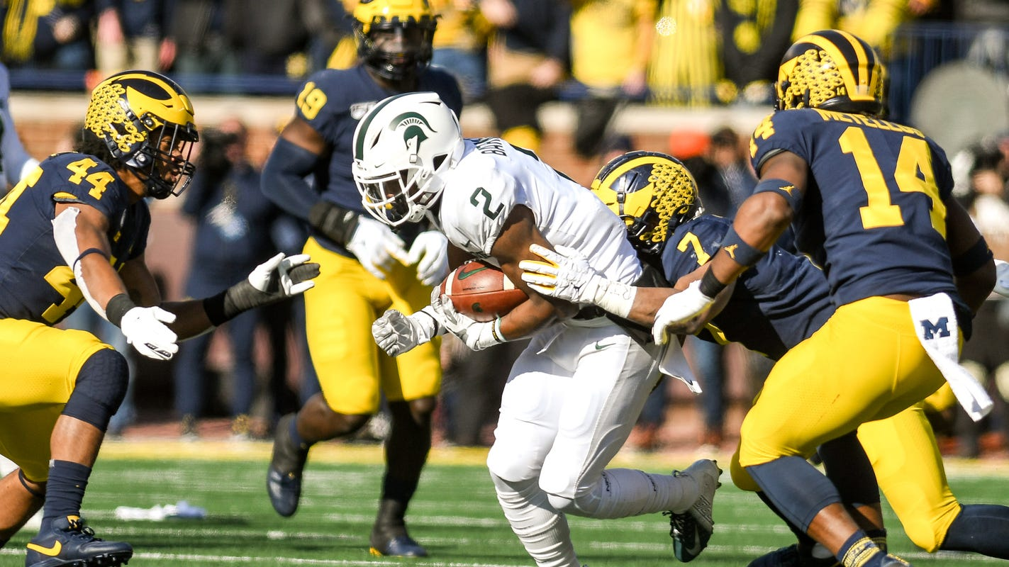 Young Michigan State Football Players To Watch With An Eye