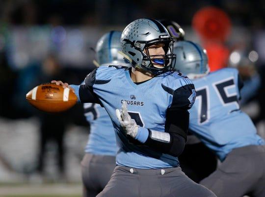 High School Football: Greater Lansing Dream Team, All-area