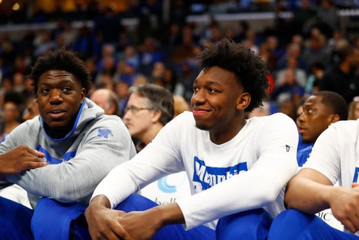 Penny Hardaway is 'baffled' by circumstances that led to NCAA declaring James Wiseman ineligible