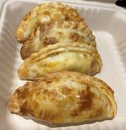 The signature dish from Pilar's Empanadas Argentinas & More.
