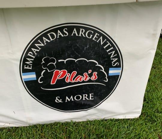 Pilar's Empanadas Argentinas & More at the Marco Island Farmer's Market.