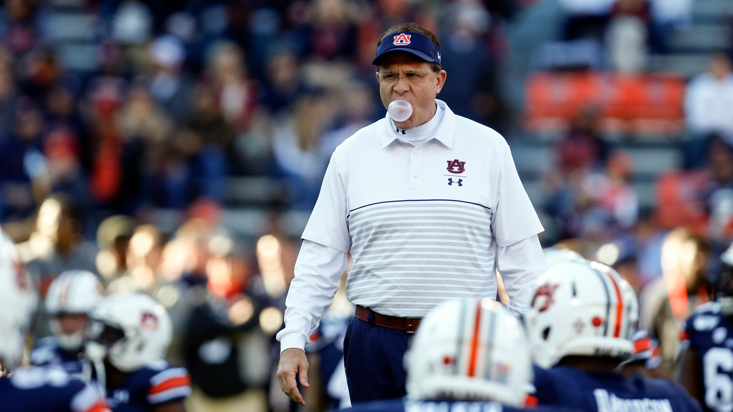 Auburn Football Bleacher Report Latest News Scores