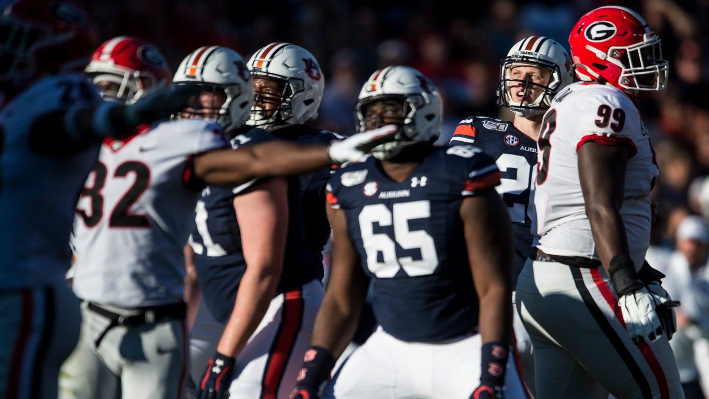 Auburn Football Bleacher Report Latest News Scores