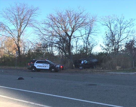 Lyndhurst police responded to a crash on Nov. 16, 2019.