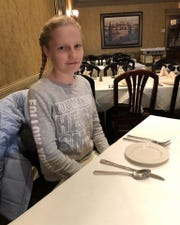 12-year-old Khrystina Buiar was last seen on Fair Lawn Avenue and 5th Street around noon.