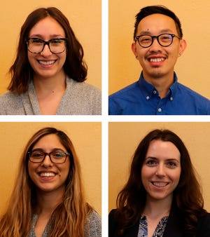 Four students from New Mexico State University were recently named Fulbright winners, the most NMSU has produced in a year so far. The students received the prestigious recognition following a record year for Fulbright applicants from NMSU.