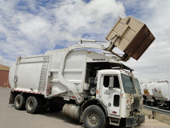 Planning a new business? Keep in mind the space required for trash management.