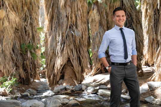 Reid D. Milanovich, newly elected as vice chairman of the Agua Caliente Band of Cahuilla Indians, said he's passionate about the tribe's cultural center and a Native American curriculum in the Palm Springs Unified School District.