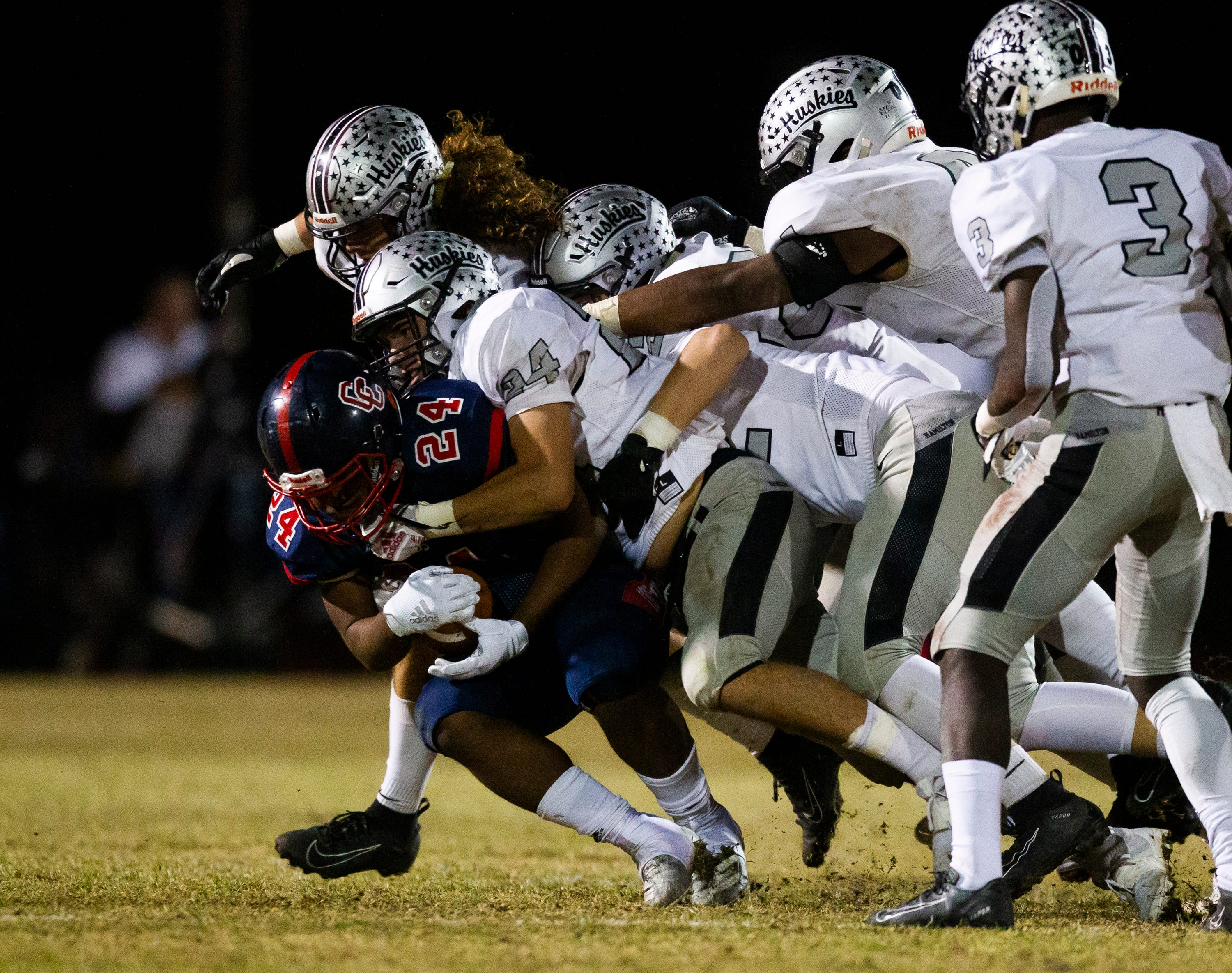 Hamilton's run continues to Open Division semifinals with win at No. 2 Centennial - AZCentral