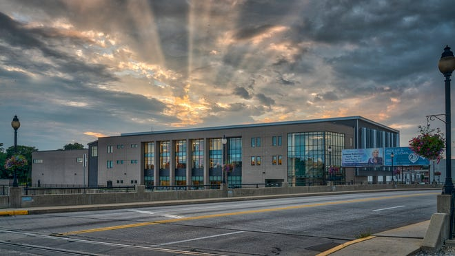 York Academy Regional Charter School's upper school, which opened in 2018 as a high school expansion to the existing charter.
