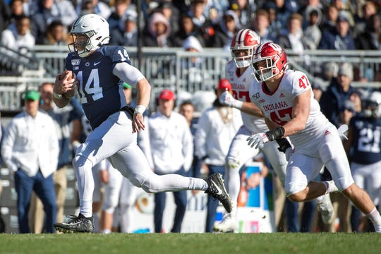 Penn State quarterback Sean Clifford needs to flash his versatility - and use his dangerous receiver and tight end - to keep the Lions in the game against Ohio State.