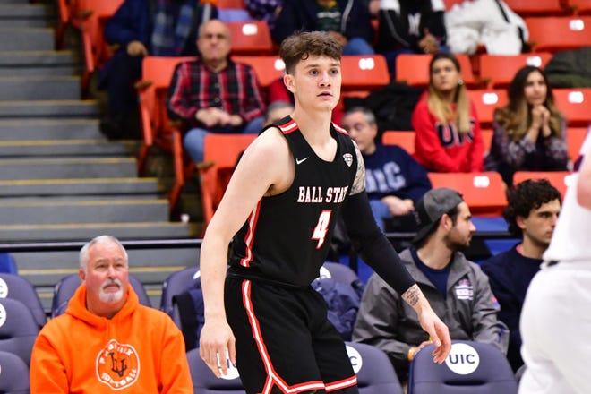 2019 Richmond High School graduate Lucas Kroft has transferred from Ball State University.