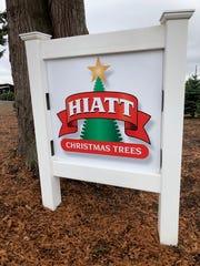 Hiatt Christmas Trees is located at 13318 Triumph Road, Sublimity.