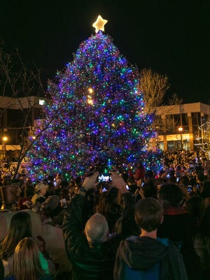 On Wednesday, city and community arts leaders announced a plan to conduct a live broadcast of a holiday variety show and mayor's tree lighting on Nov. 21.