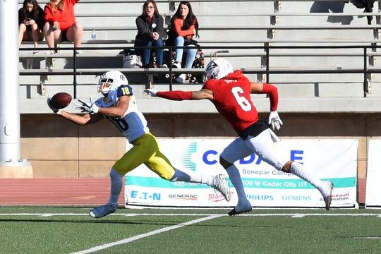 Southern Utah football vs. Northern Arizona.
