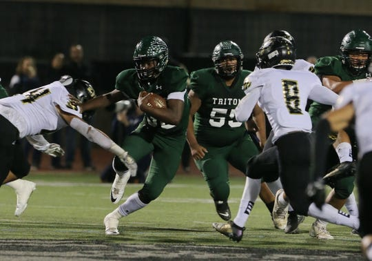 Quentin Pooler and Pacifica will now go for a state title after winning the program's first CIF-SS title.