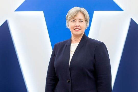 Annise Parker, who served as mayor of Houston, Texas from 2010-2016. She is now the executive director of the Victory Fund, a political action committee in Washington, D.C. that works to grow the number of openly LGBTQ public officials in the United States.