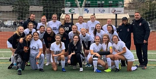 Central Kitsap's girls soccer team beat Mountain View on Saturday to earn a berth in the Class 3A state semifinals.