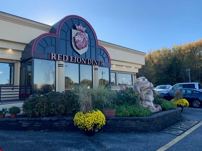 Red Lion Diner got a spruce up when it changed hands, including a new logo.