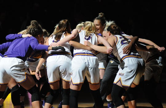 Northern Iowa continued its huge week Sunday, ending a 12-game losing streak against Iowa at the McLeod Center