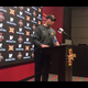 Iowa State coach Matt Campbell talks about his team's big, last-play win against Texas