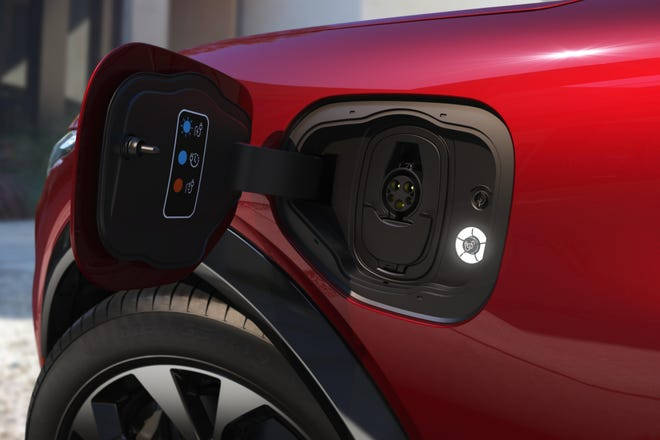 Ford Unveils New Mustang Mach E Electric Suv Is Fast Smooth Nimble