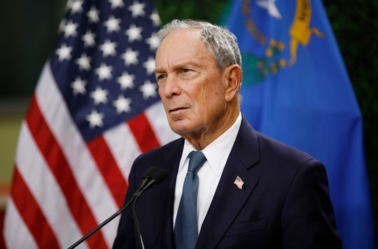 Michael Bloomberg has hired a top staff member from a rival Democratic campaign for his nascent presidential bid.