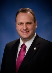 Michigan State Rep. Jason Sheppard, R-Temperance