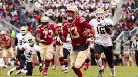 Seminoles swat Hornets, gain bowl eligibility