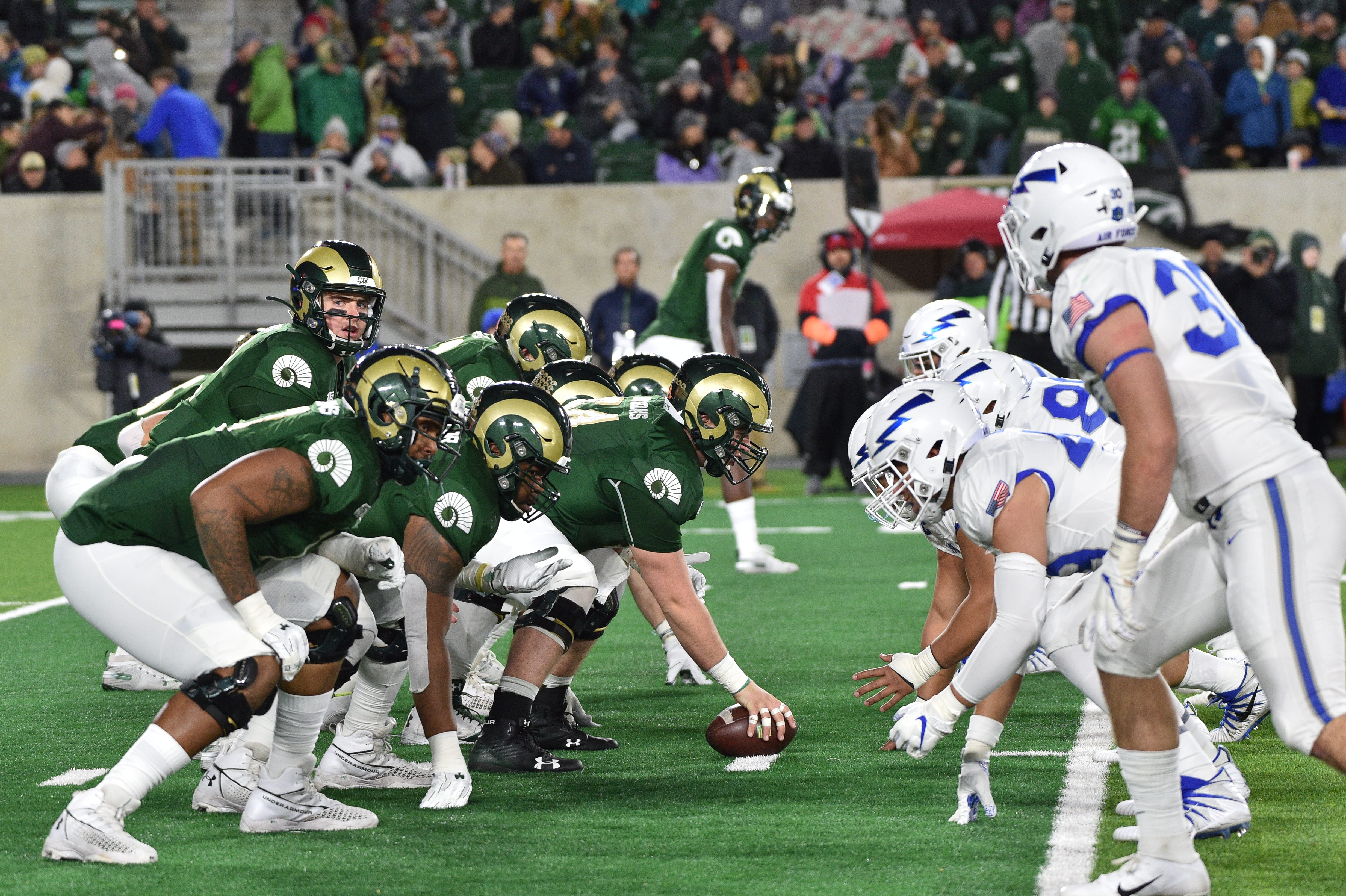 How To Watch Colorado State Football At Air Force On Tv And Online