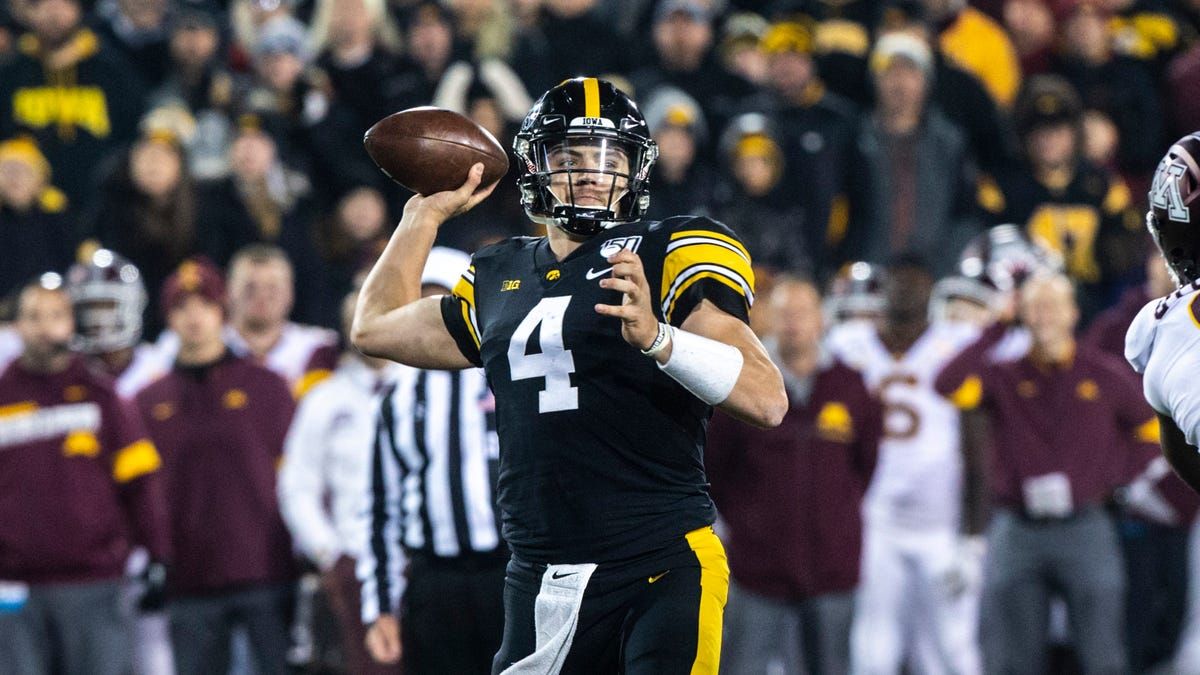 Iowa Football What We Learned From The Hawkeyes Upset Win