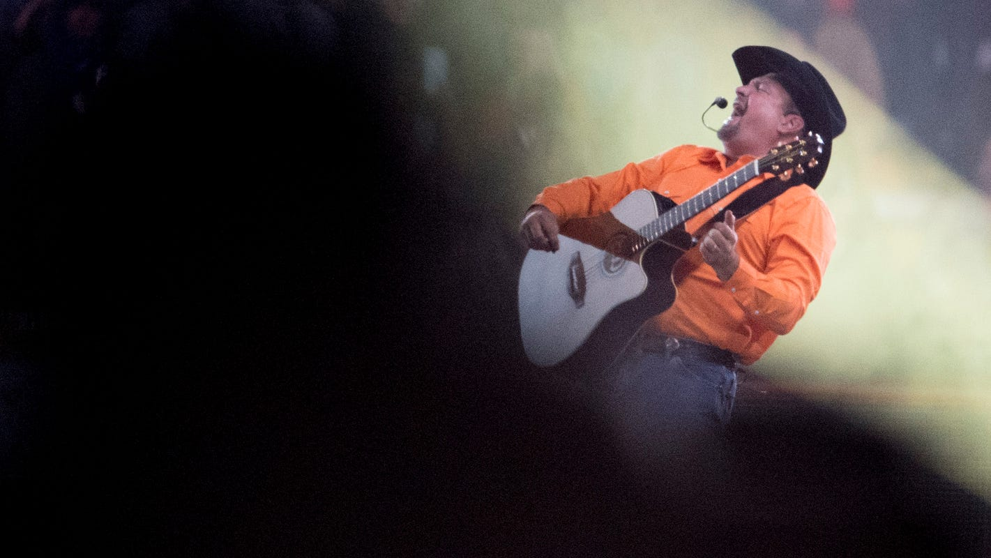 Tickets for Garth Brooks at Paul Brown Stadium are sold out