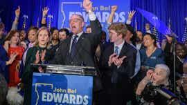 Gov. John Bel Edwards wins second term