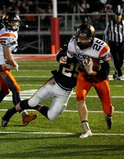 Amanda-Clearcreek senior linebacker Jesse Connell was named Division V All-Ohio first team.