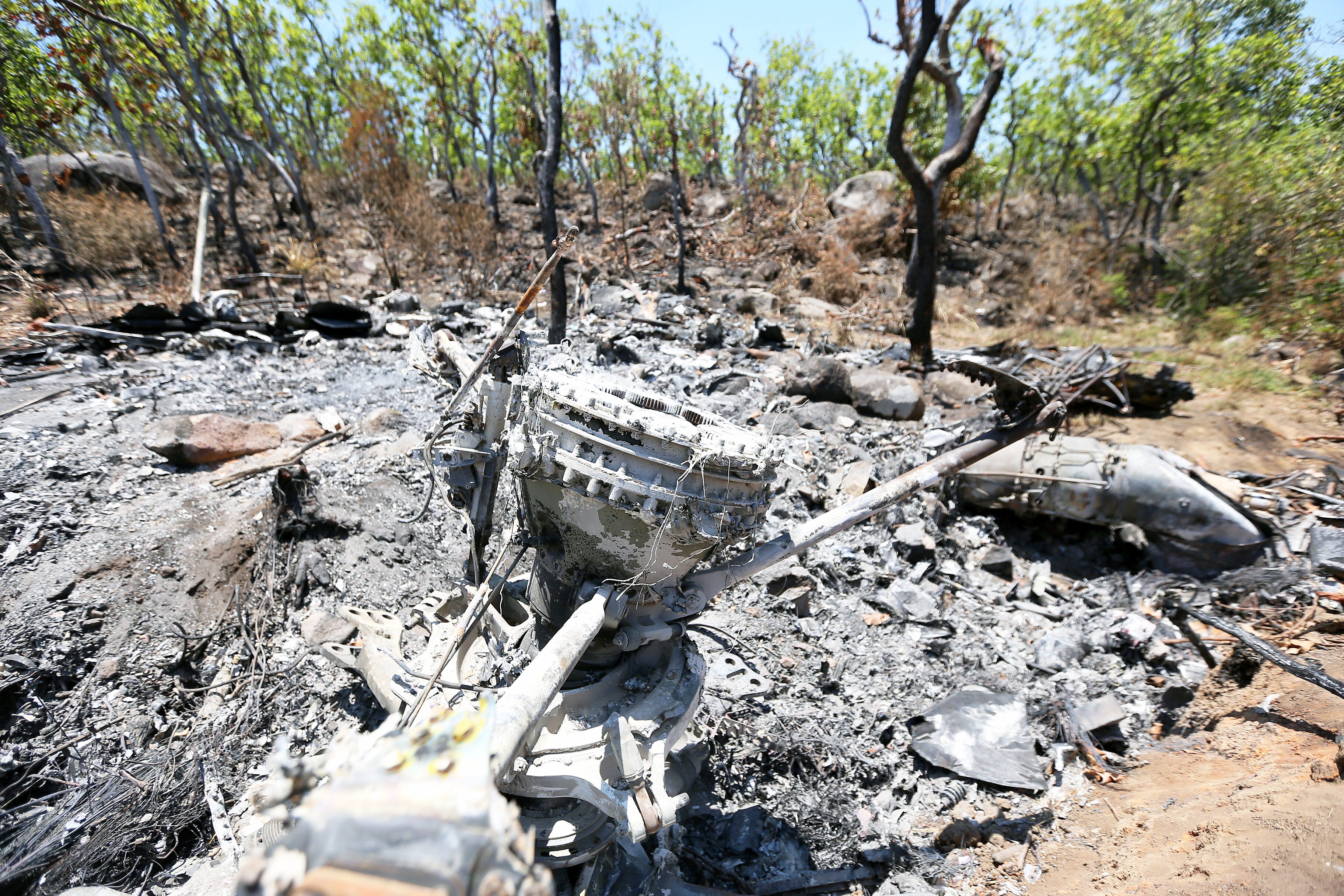 CJNG members shot down a Mexican military helicopter May 1, 2015 as soldiers flew toward a cartel compound in rural Jalisco in hopes of capturing cartel leader El Mencho.