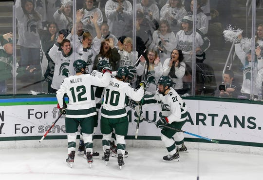 Couch: MSU hockey's winning is no fluke. The proof is in the numbers and the mindset.