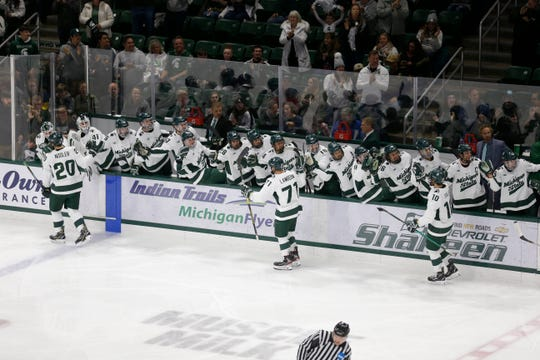 MSU hockey is in the hunt for an NCAA tournament bid for the first time in eight seasons.
