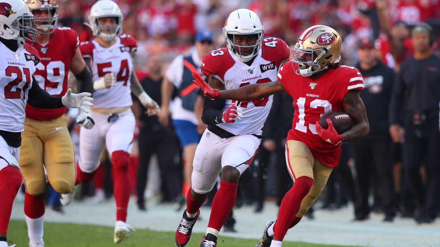 Cardinals' defense to blame for crushing loss to 49ers