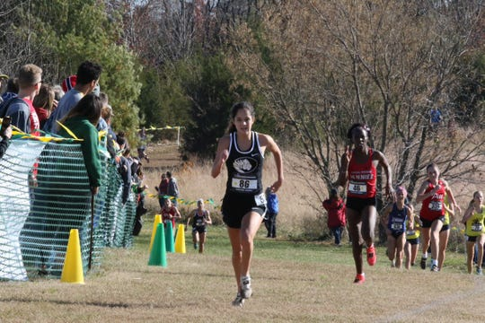 Eastwood graduate Anna Mora has qualified for the NCAA Division II cross country championships for East Central University.