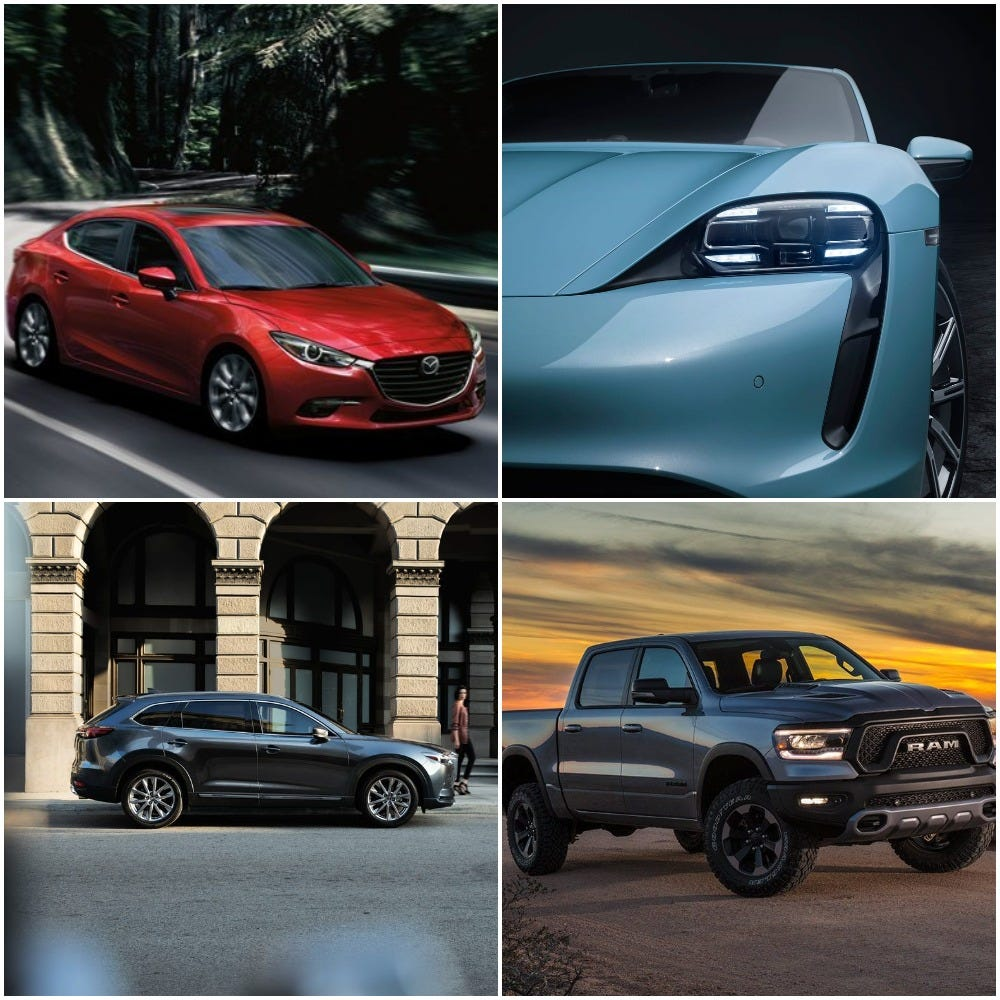 Best Car Brands 2020.Flipboard La Auto Show Mazda Kia Ram Are Among The Best